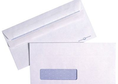 Used/New Business Envelopes with Windows