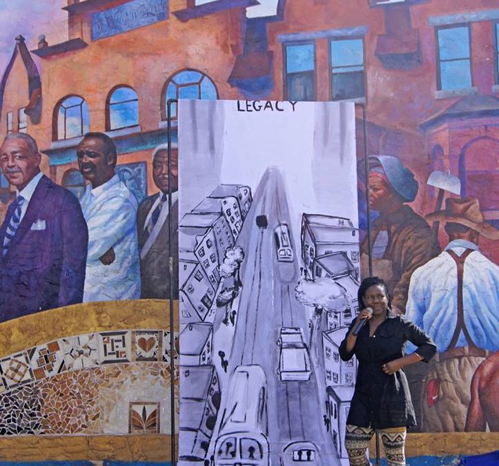 We Remain: Our Legacy, Our Light at West Philly High