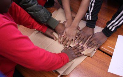 Team Building in SPARQ in Schools