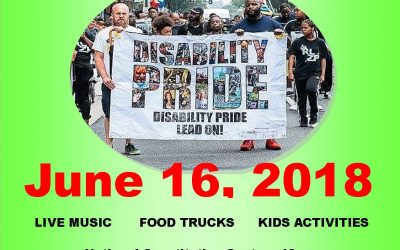 Spiral Q at Disability Pride Parade!