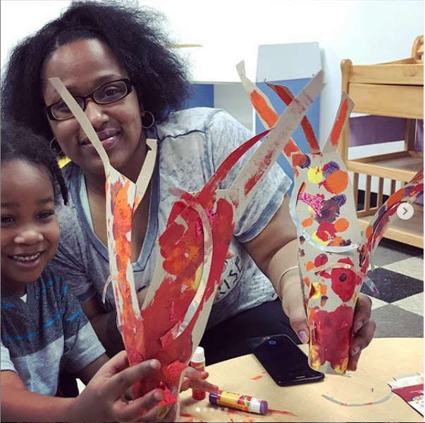 Recycled Art Class – Office of Early Childhood Development