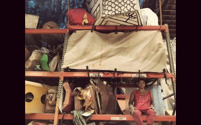 Volunteer opp: Dive into the puppet collection