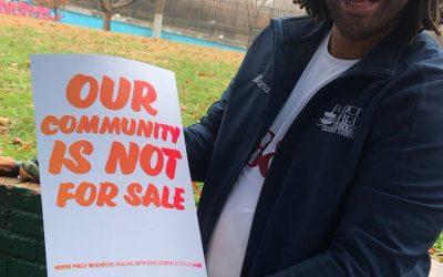Using art to build a neighborhood coalition with APM