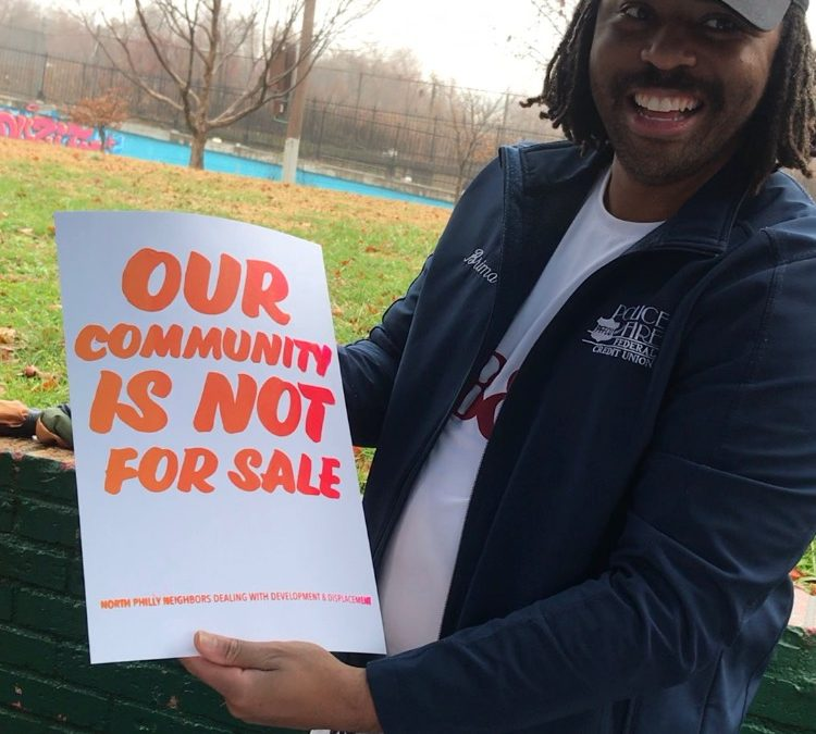 Using art to build a neighborhood coalition with APM
