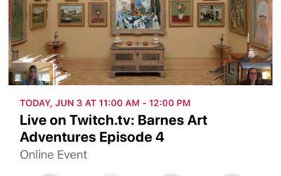 Spiral Q on Barnes twitch.tv