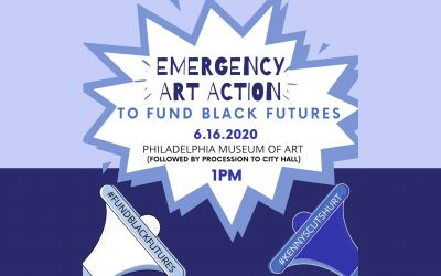 Emergency Arts Action to Fund Black Futures