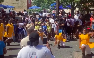 West Powelton Drum Squad and Steppers' 30th Anniversary