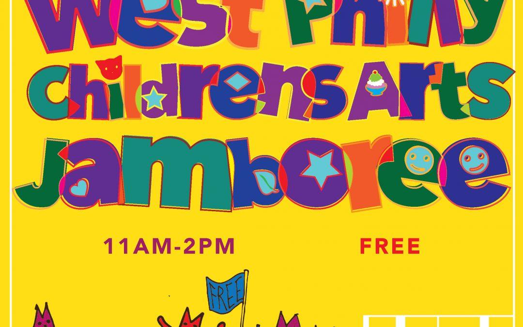 West Philly Children's Arts Jamboree!