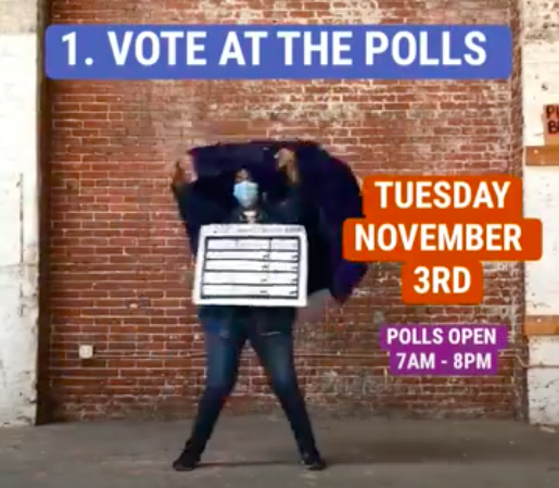 Do You Have A Voting Plan? 3 Ways to Vote