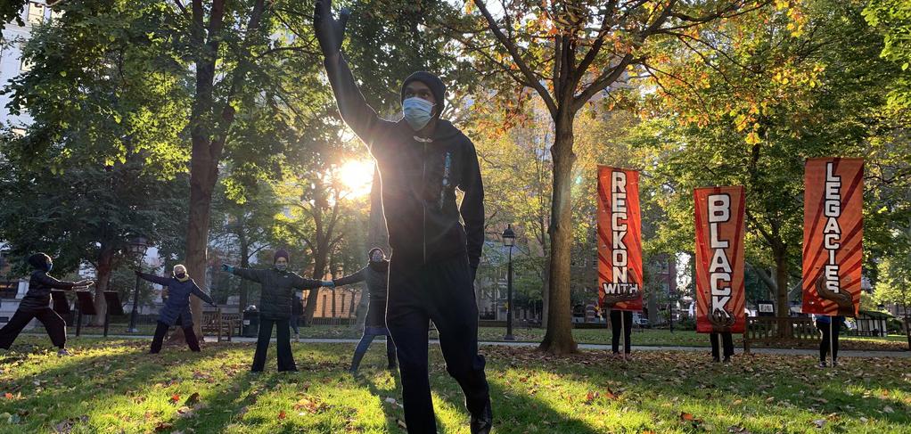 Rise and Reconcile – Congo Square, Philadelphia